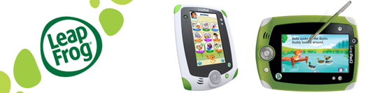 LeapFrog Tablet Whisper